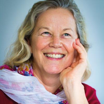 Hetty Zwamborn, schrijfster van het boek Brandbrief, de andere waarheid over ANBO