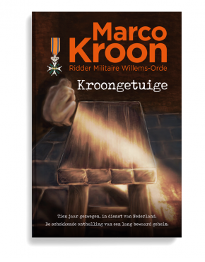 Marco Kroon boek Kroongetuige