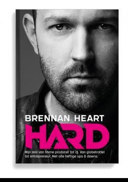 Brennan Heart Hard boek