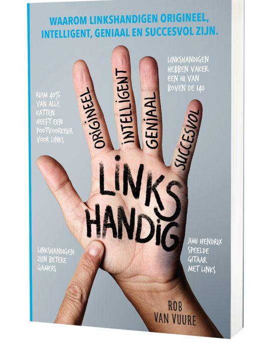 linkshandig - linkshandigen boek