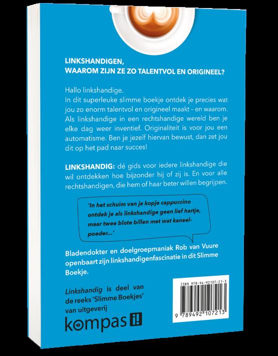 Linkshandig boek