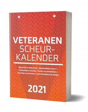 veteranen scheurkalender 2021